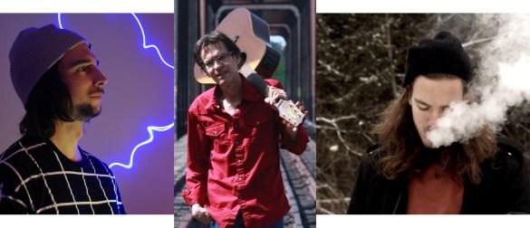DJ UNPIER (à g.) et Kenan Belzner (à d.) ont revisité l'hymne Notre Place, de Paul Demers (décédé en octobre 2016) avec Julie Kim et Le R 1er.