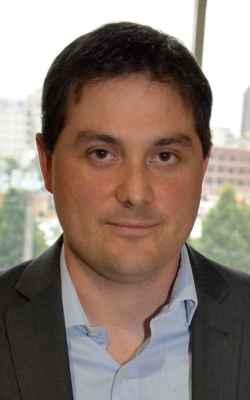 Le comptable Cédric Paquin.