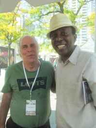 Paul Savoie et Didier Leclair
