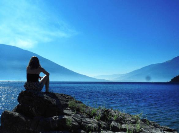 Nos grands lacs contiennent 20% de l'eau fraîche de la planète.
