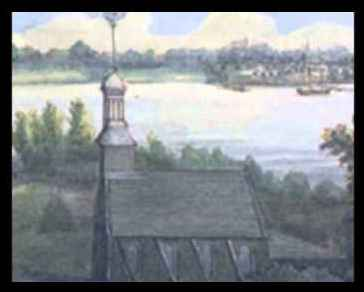 L'église de l'Assomption en 1767