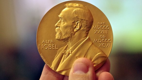 La médaille Nobel (Photo: Adam Baker / Flickr / Creative Commons)