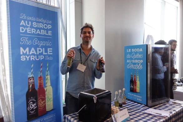 Kevin Creuser, associé chez Bec Soda Inc.
