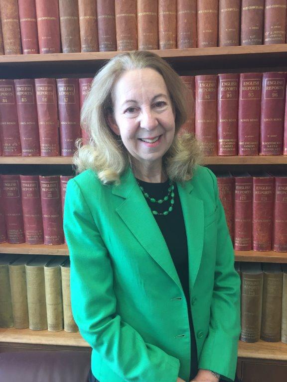 Mary Moreau, juge en chef de la Cour du Banc de la Reine de l'Alberta.