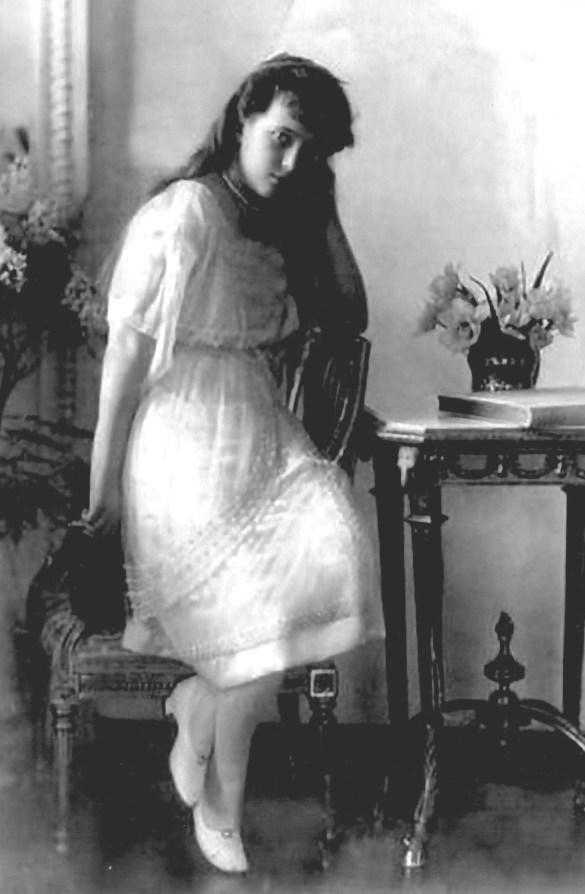 La princesse Anastasia