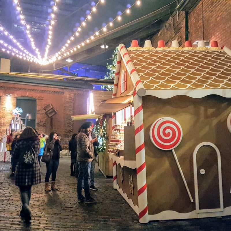 Le marché de Noël est ouvert à la Distillerie jusqu'au 23 décembre. (Photos: Nathalie Prézeau)