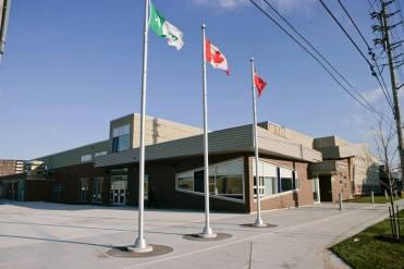 L'école Père-Philippe-Lamarche à Scarborough.