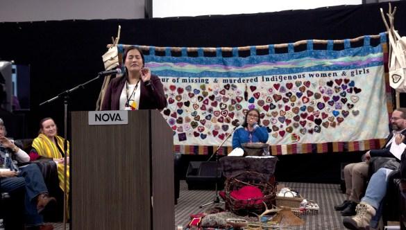 Enquête femmes filles asassinées disparues Yellowknife