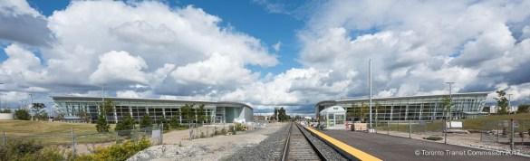 La station Downsview Park