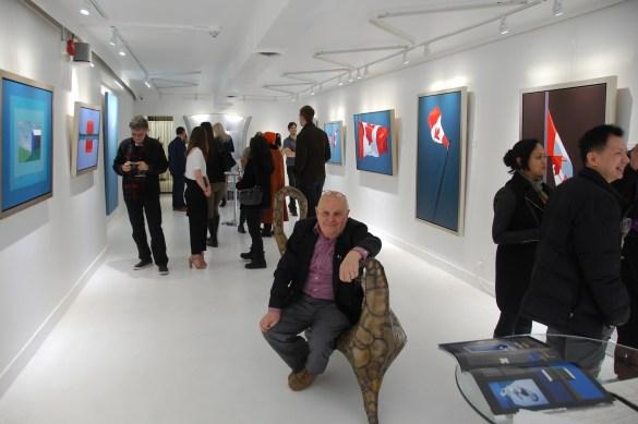 Charles Pachter galerie Jutras