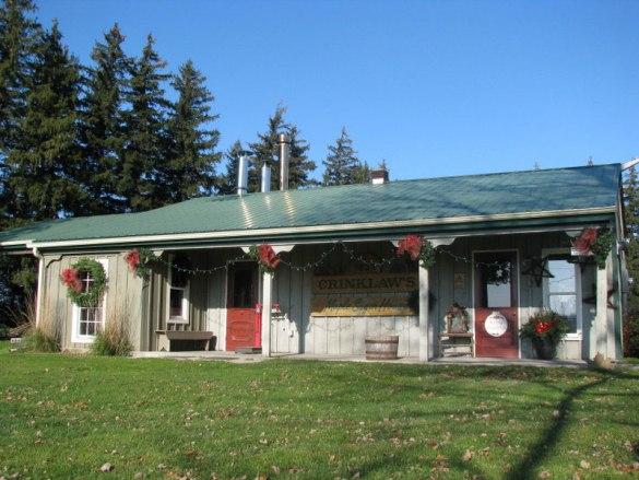 Cabane à sucre Toronto