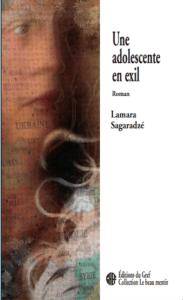 Lamara Sagaradzé, Une adolescente en exil