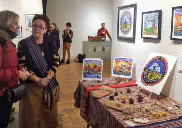expo femmes Oasis AFT