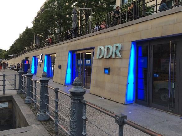DDR Allemagne de l'Est