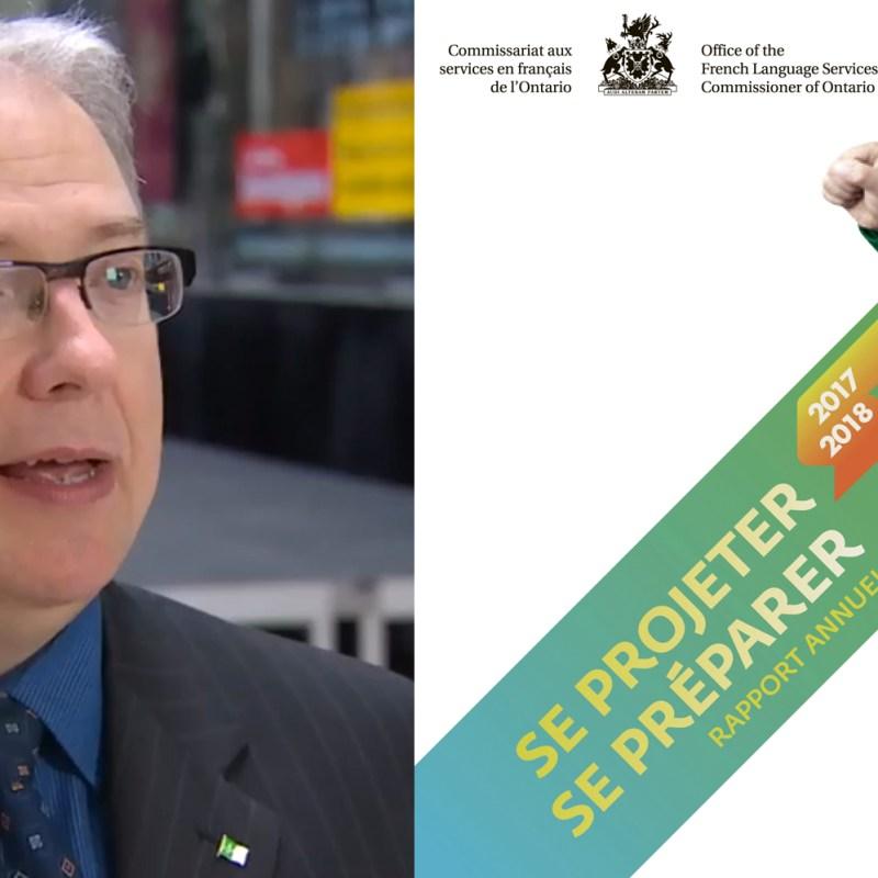 Commissariar aux services en français de l'Ontario