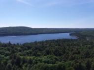 Vue sur un lac