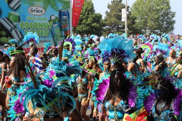 Carnaval caribéen de toronto