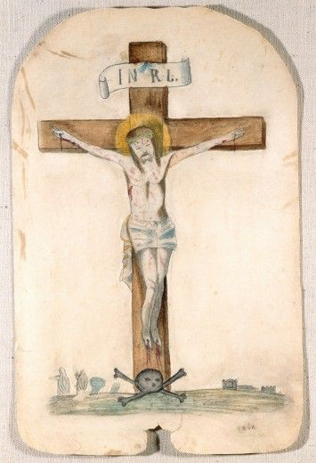 Mucha La crucifixion