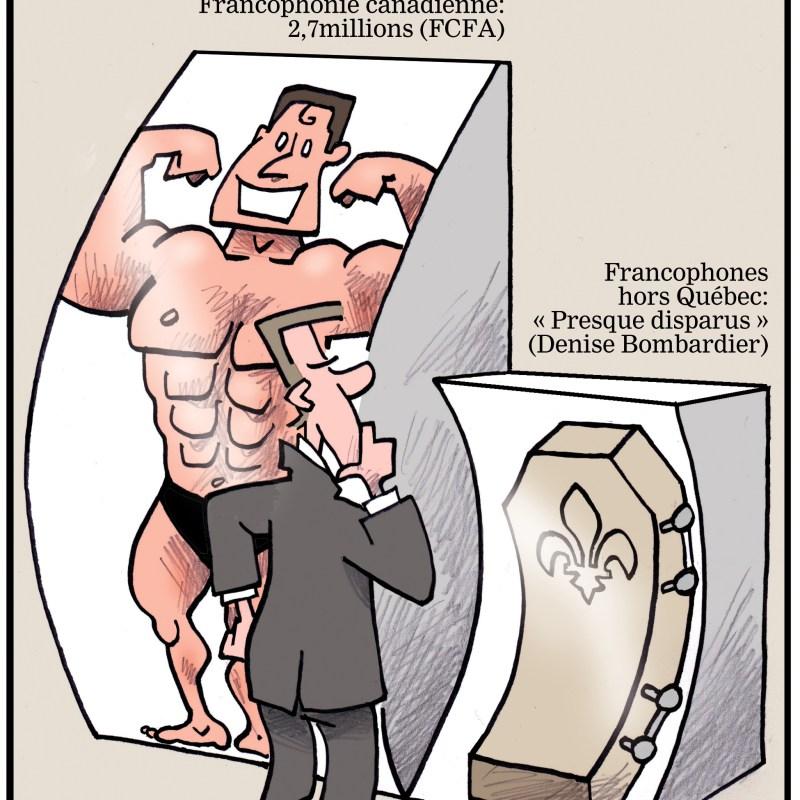 Francophones hors Québec