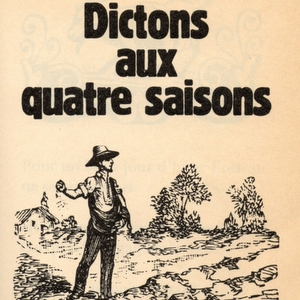 dictons - 27 janvier