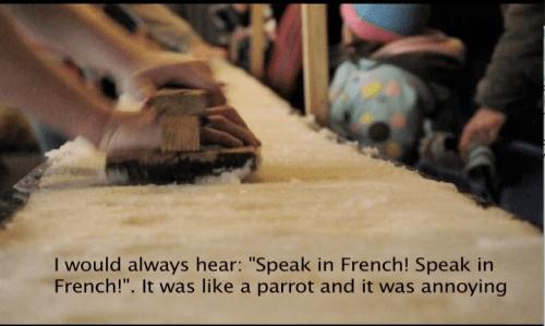 Le Labo 3e langue