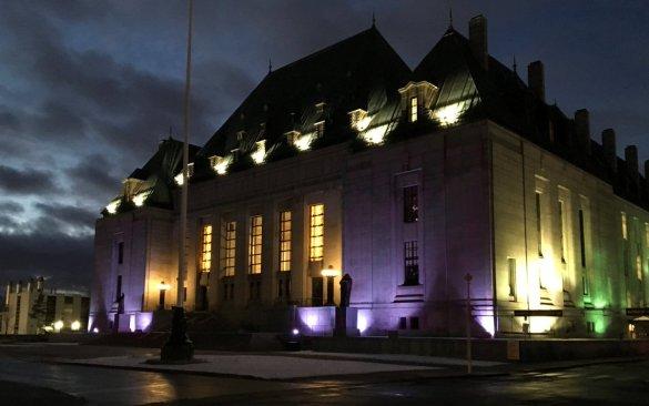 Cour suprême du Canada
