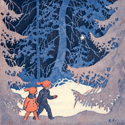 contes et légendes Finlande