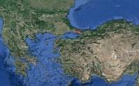 Istanbul, autrefois Constantinoples, là où l'Europe rencontre l'Asie.