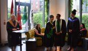 Nouvelle étape pour La Cité à Toronto: sa première cérémonie de remise de diplômes.