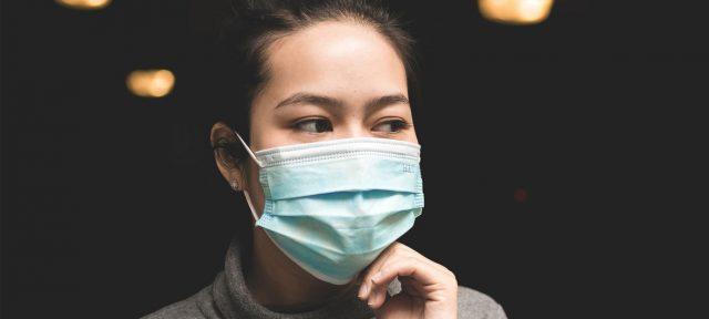 masque de grippe coronavirus
