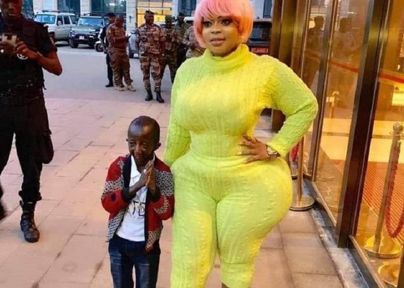 1-Qui est Grand P, la star guinéenne, dont on parle sur le web
