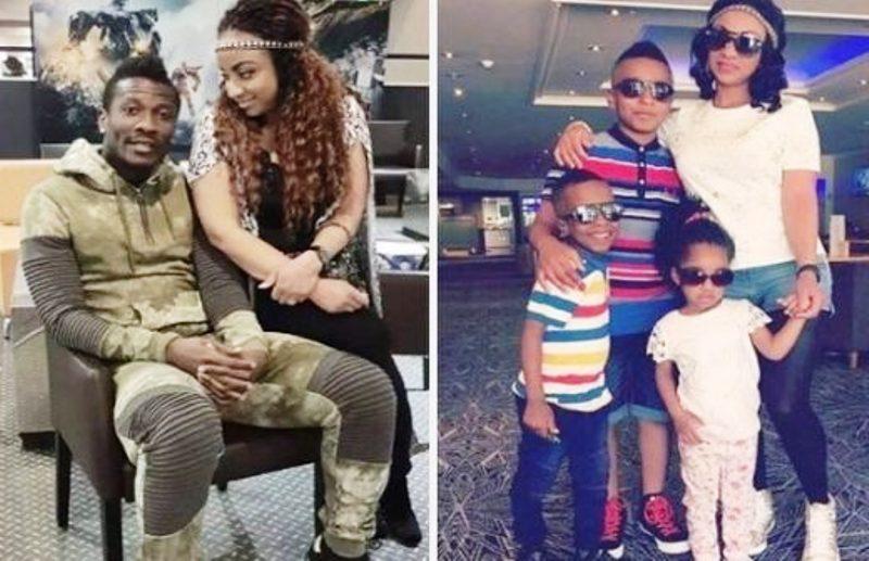Test, ADN, enfants, Asamoah Gyan, femme, réaction , résultats