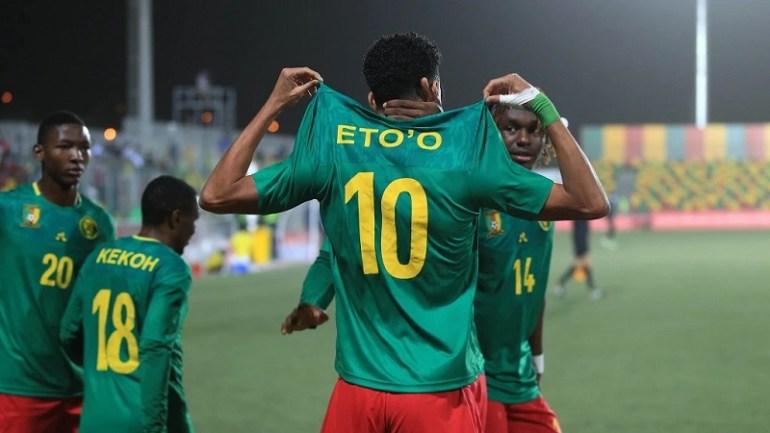CAN U 20 La grosse performance d'Etienne Eto'o Pineda, le fils de Samuel Eto'o, séduit la CAF (vidéo)