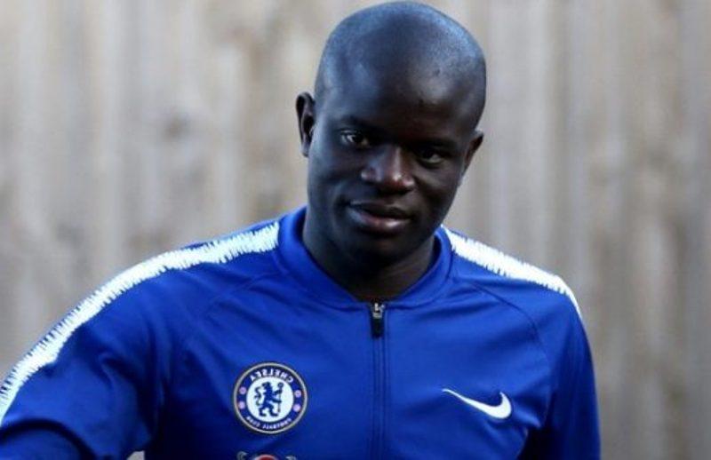France 3, N'Golo Kanté, Chelsea, Ousmane Dembélé, Olivier Giroud
