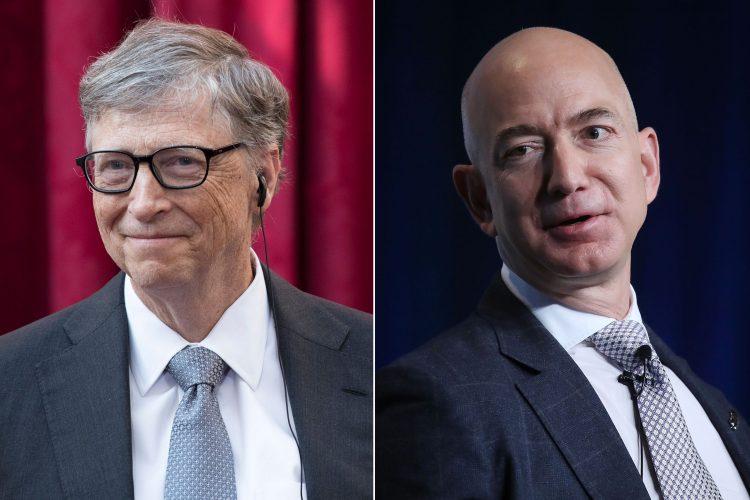 Classement Forbes 2019 des ultra riches: Bezos reste devant Gates