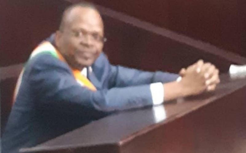 Diffusion de fake-news-le député ivoirien Alain Lobognon condamné à 12 mois de prison