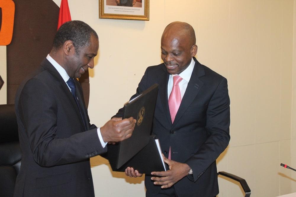 Diplomatie le Togo et l'OIF signent un nouvel accord de siège