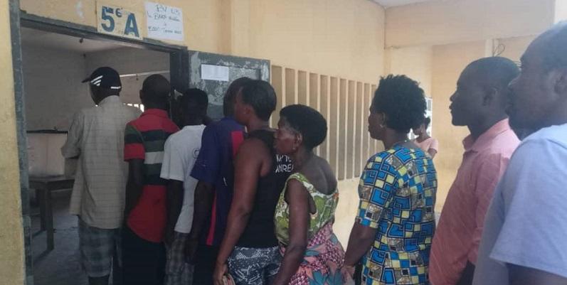 Élections municipales du 30 juin au Togo les citoyens votent depuis 7 heures du matin