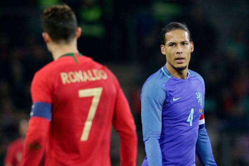Finale de la Ligue des Nations : un face-à-face Ronaldo - Van Dijk pour le Ballon d'Or ?