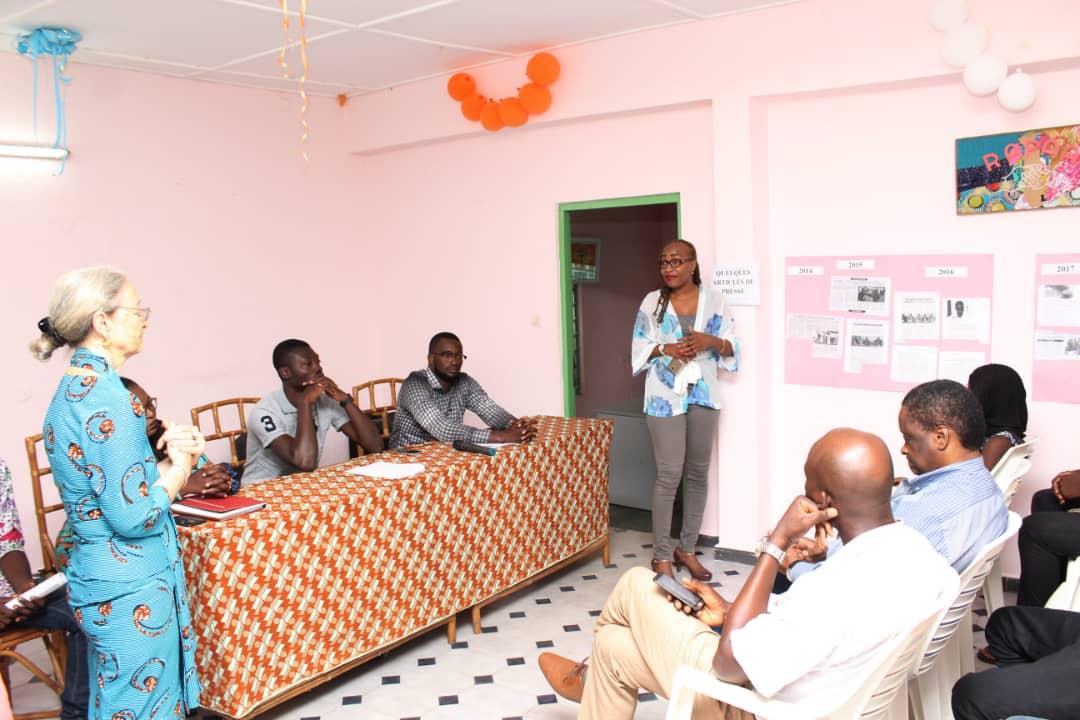 ONG, Recherche Action Prévention Accompagnement des Addictions, RAPAA, Khadidja Toure, présidente, ONG RAPAA, Ella Bonin, banquière, auteur, Journée internationale de lutte contre les abus et le trafic illicite des drogues, 26 juin,
