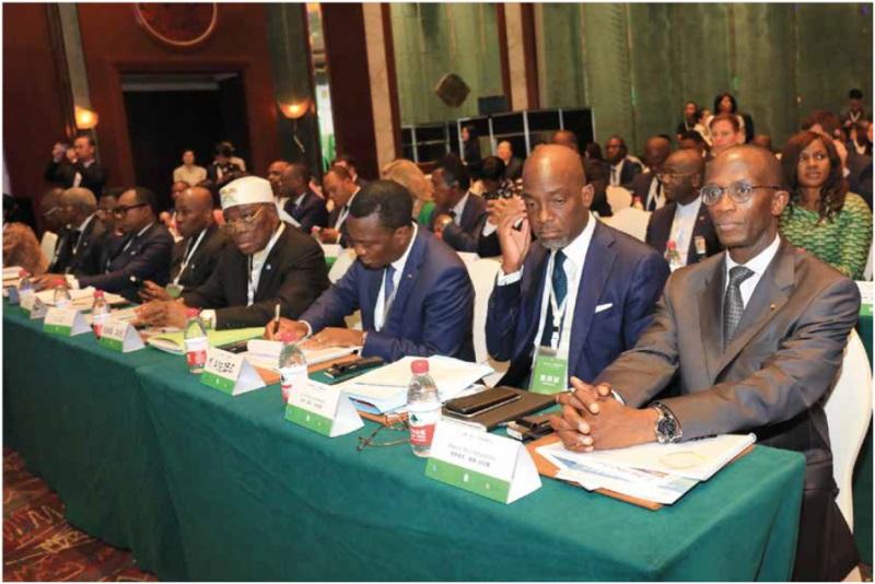 Business Forum Togo Chine, Président, Faure E. Gnassingbé, investisseurs, chinois, Chine,  Forum de coopération sino-africaine, Focac 2018, PND, Plan Nation de Développement,