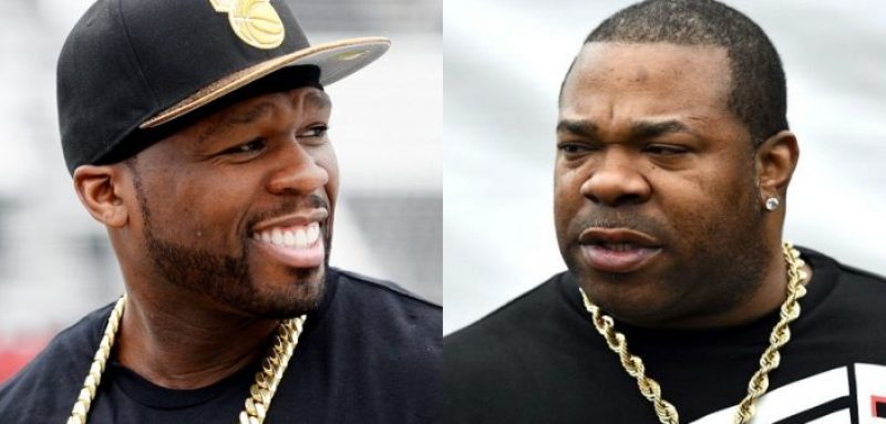 50 cent, Busta Rhymes