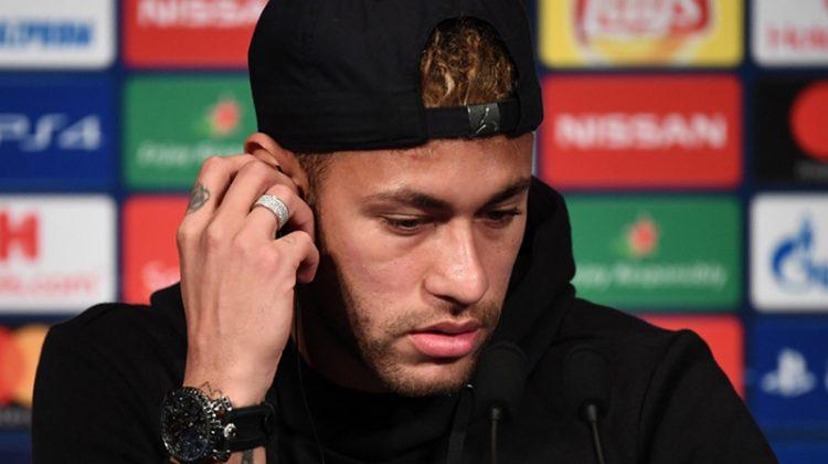 LDC élimination du PSG, Neymar frustré se déchaîne sur la toile