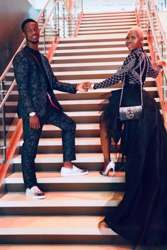 L'histoire d'Amour entre la star togolaise Maria Mobil et son amant Jonathan Morrison
