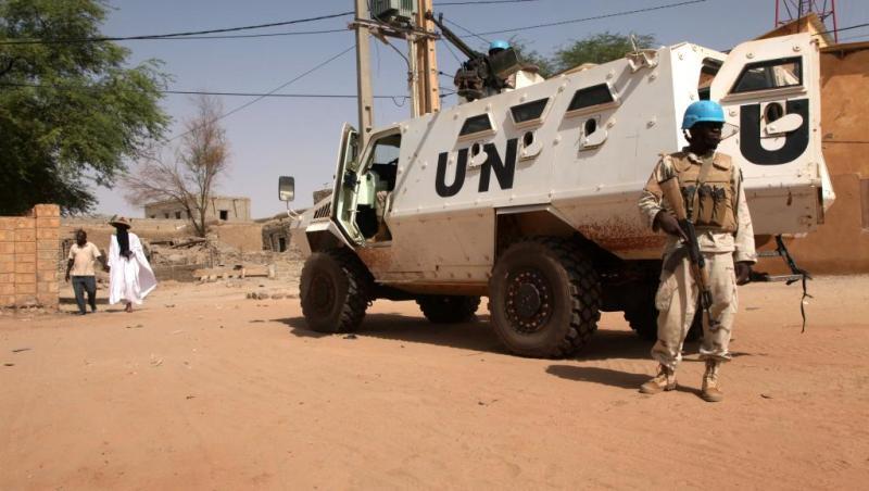 Mali : encore deux Casques bleus tués ce vendredi