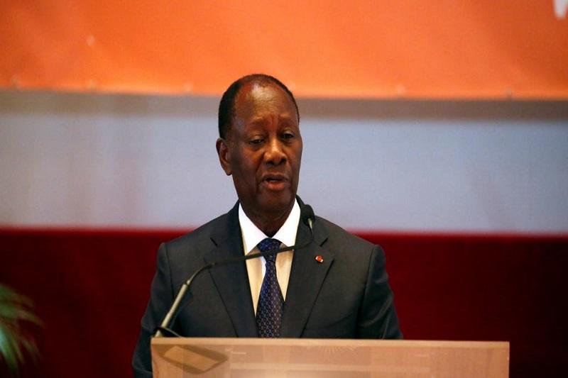 Côte d'Ivoire : acculé par l'opposition, Alassane Ouattara reçoit un grand soutien