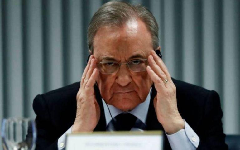 Real Madrid : un ancien président demande la démission de ...