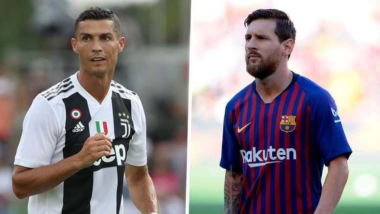 LDC/Statistiques des quarts : Messi très loin derrière Cr7