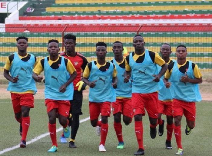 Football, U23 du Togo, Gabon amical