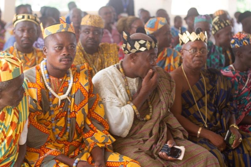 Togo Compassion Internationale célèbre la journée de l'enfant Africain à Agoenyvé